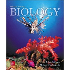 BIOLOGY BOOK ONLY MADER