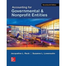 ACCOUNTING FOR GOVERNMENTAL & NONPROFITS