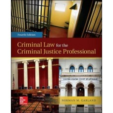 CRIMINAL LAW FOR THE CRIMINAL JUSTICE