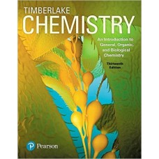 CHEMISTRY AN INTRODUCTION TO GENERAL 13E