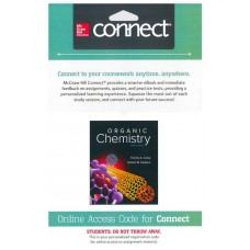 CONNECT ORGANIC CHEMISTRY CAREY 10E
