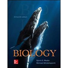 BIOLOGY LOOSE LEAF 13E MADER