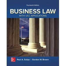 BUSINESS LAW  14E BROWN