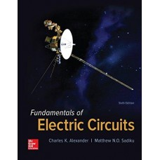 FUNDAMENTALS OF ELECTRIC CIRCUITS 6E