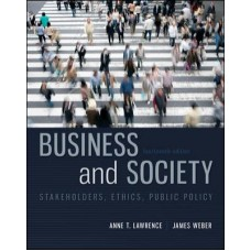 BUSINESS AN SOCIETY STAKEHOLDERS