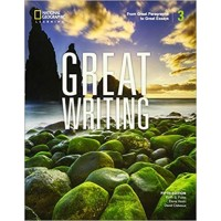 GREAT WRITING 3 STUDENT BOOK WITH ONLINE