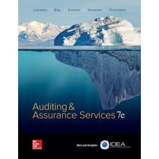 AUDITING & ASSURANCE SERVICES 7E LOWERS