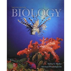 BIOLOGY & CONNECT  12E MADER