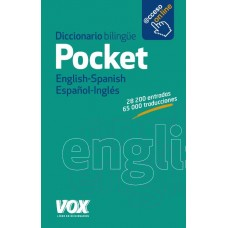 DICCIONARIO BILINGUE POCKET