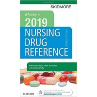 MOSBYS 2019 NURSING DRUG REFERENC