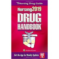 NURSING 2019 DRUG HANDBOOK